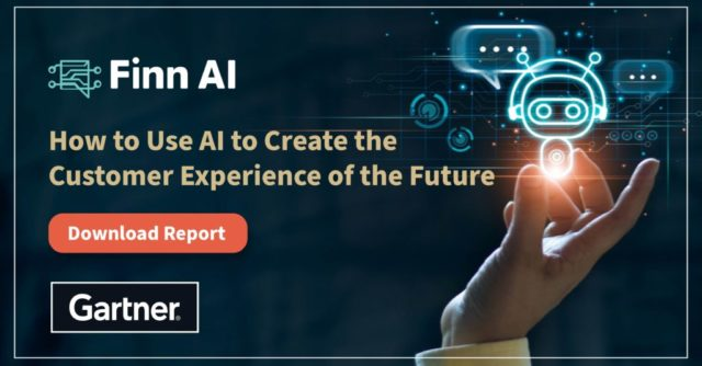 Gartner Report AI